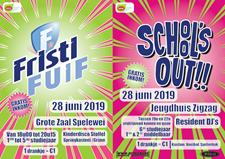 Fristifuif & School's Out Party